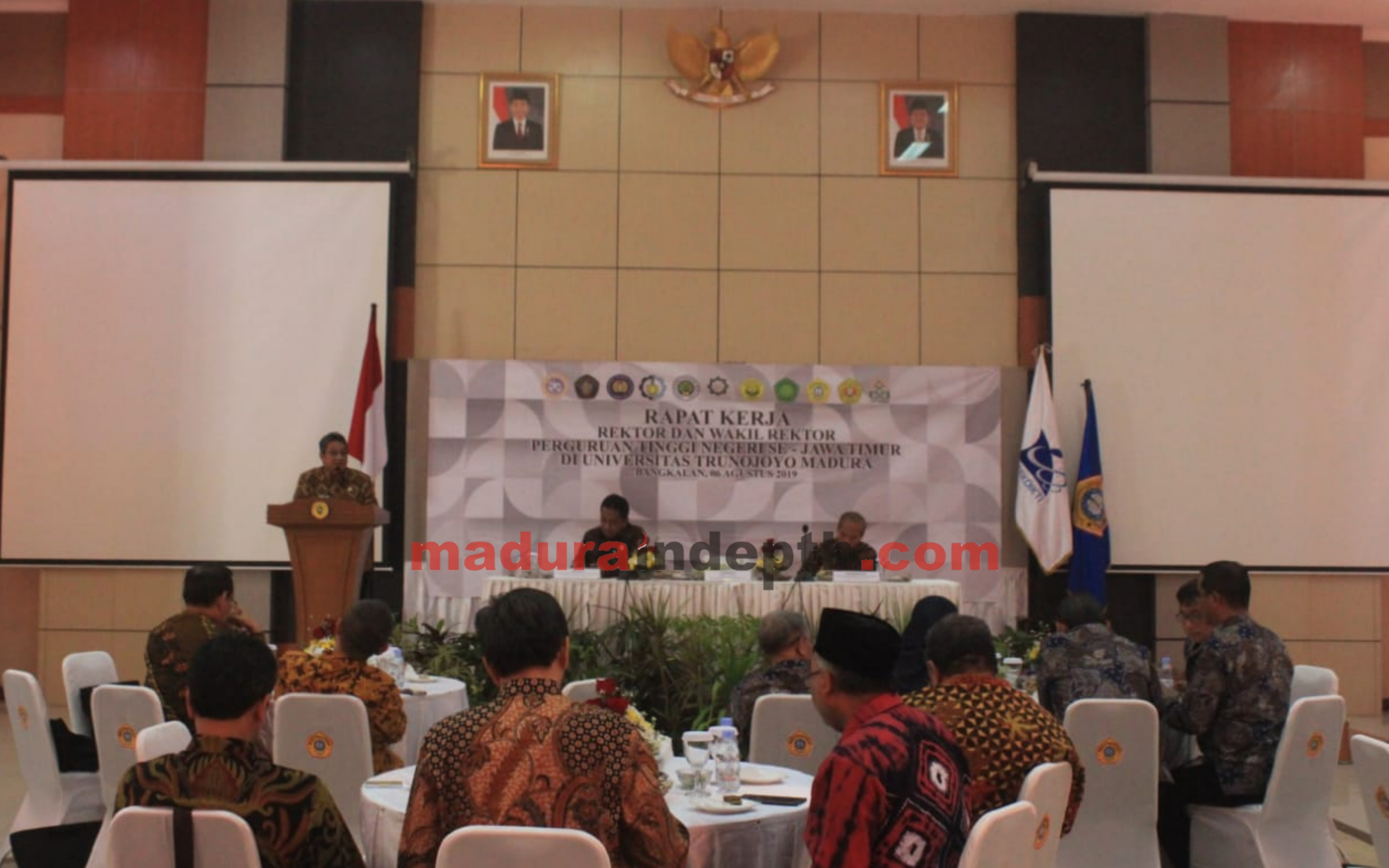 UTM FGD Jawa Timur
