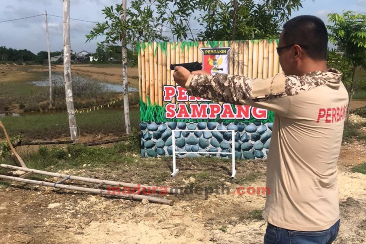 Ketua Perbakin Sampang