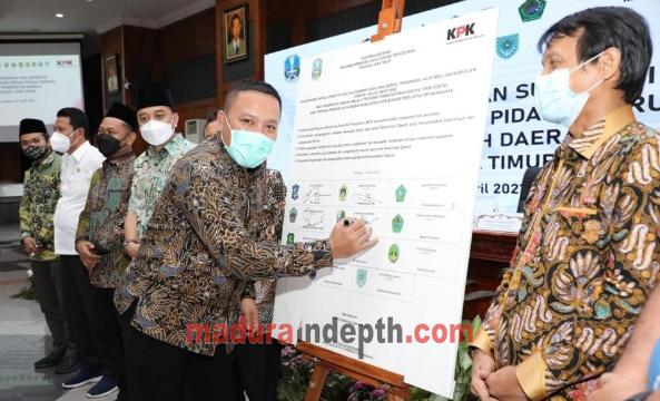 KPK Pemkab Sampang